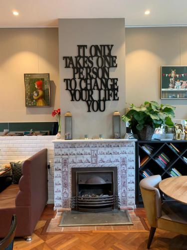 Lounge ruimte/area